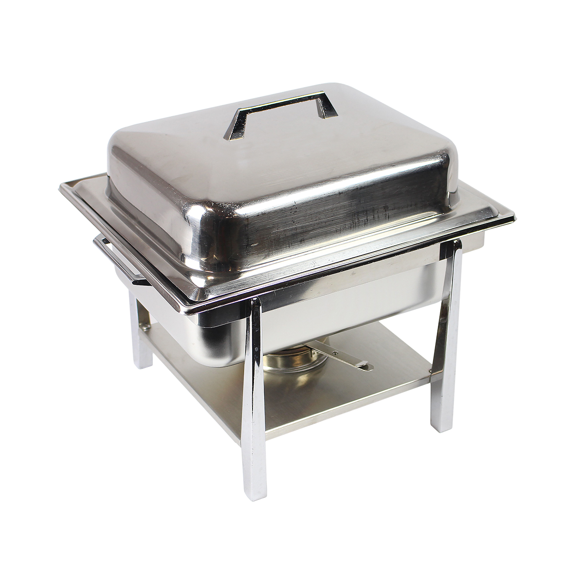 Chafer 1/2 4qt Stainless