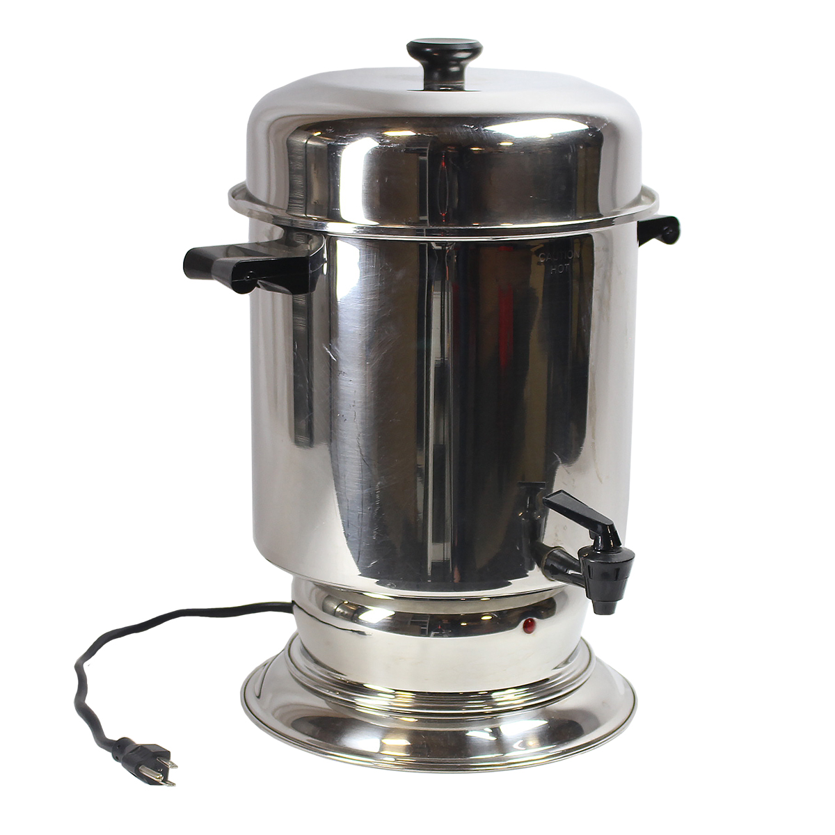 55 Cup Coffeemaker Stainless