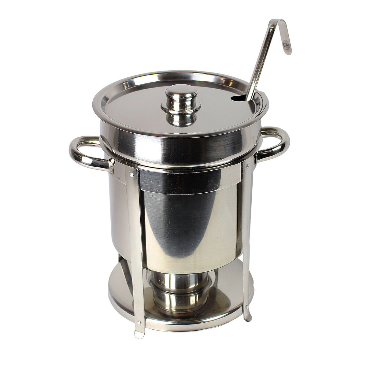 Soup Chafer 7qt with 4oz Ladle