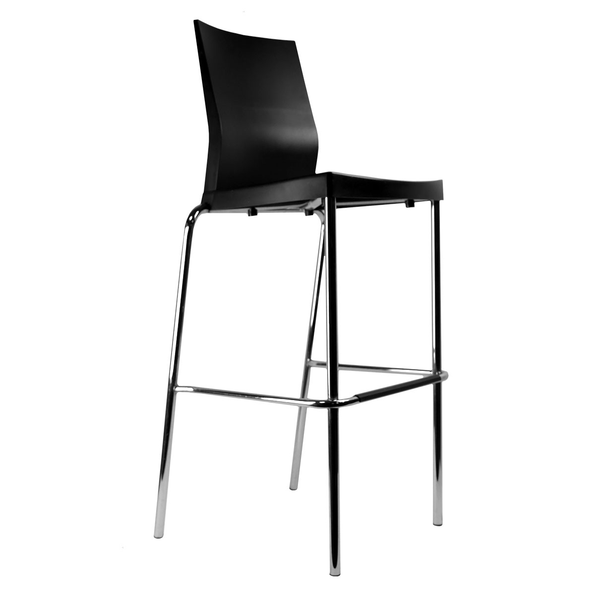 Bar Stool Black