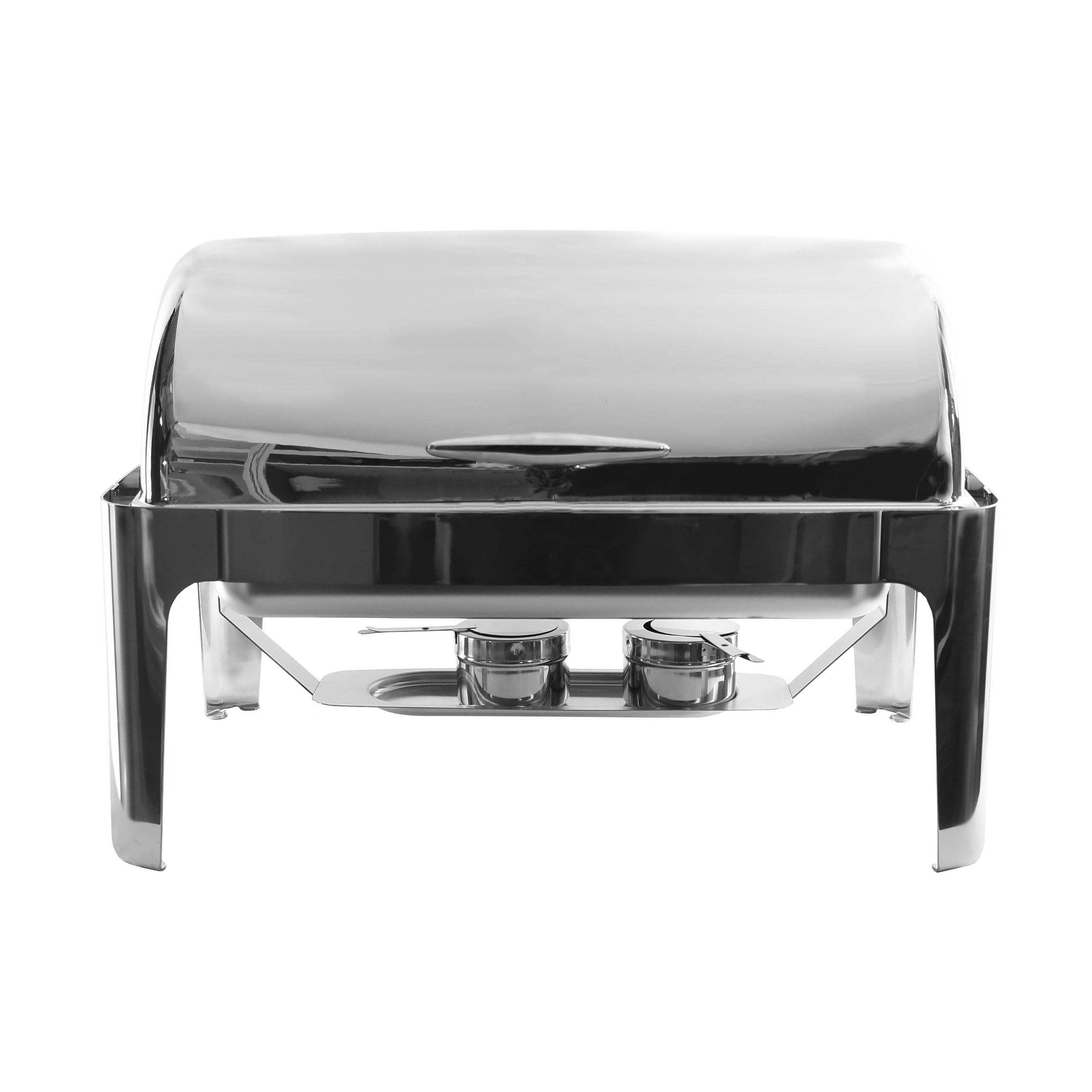 Chafer 8qt Roll Top Stainless
