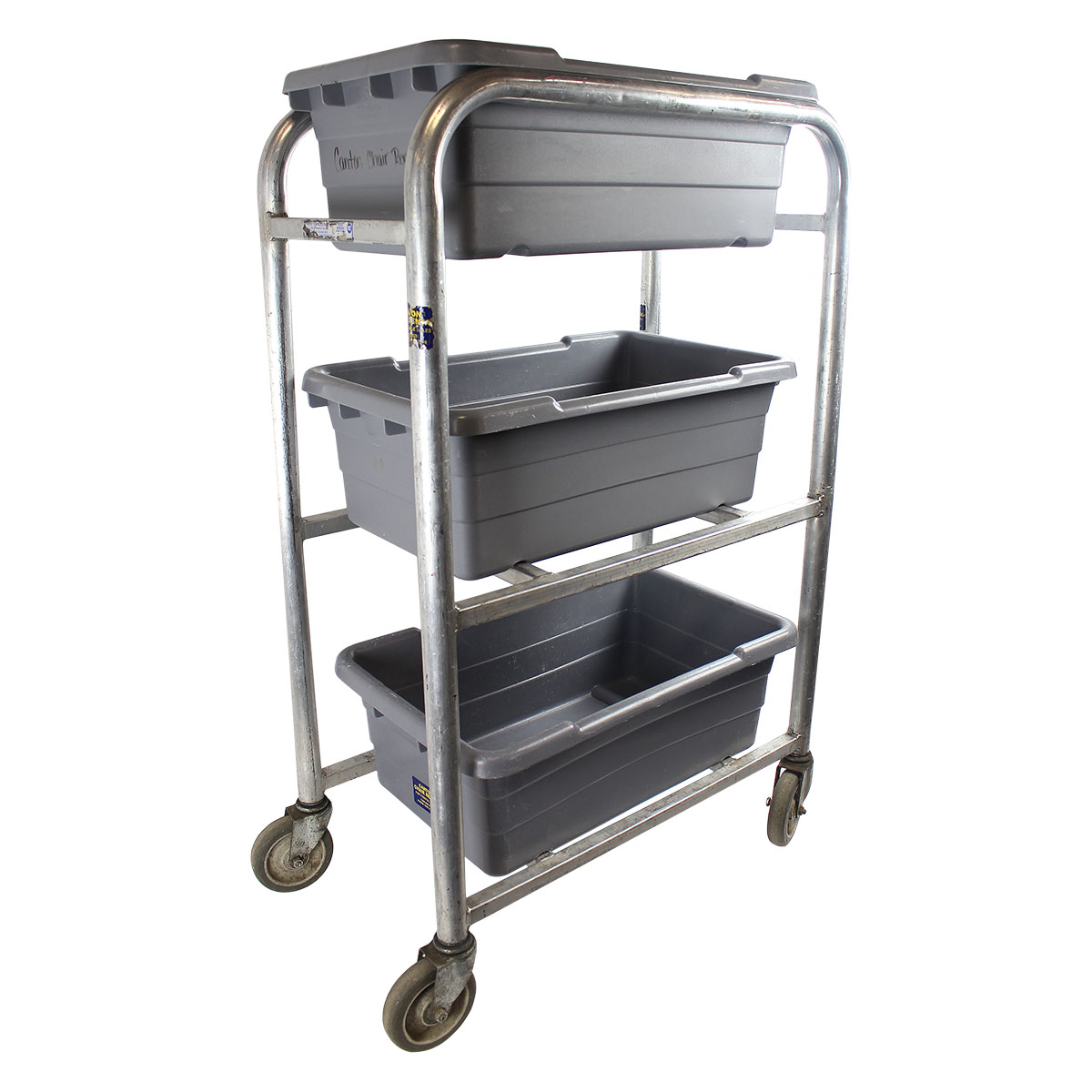 Flatware Sorting Cart