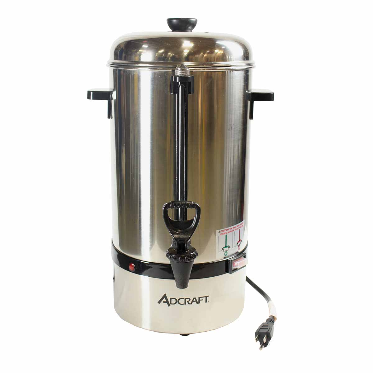 40 Cup Stainless Hot Water Maker
