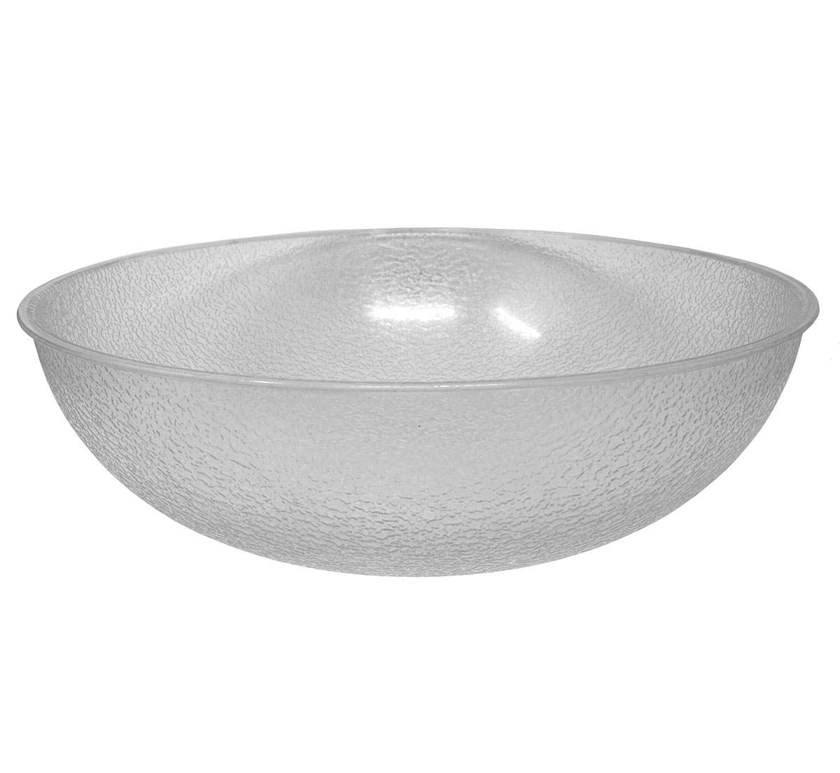 Plastic Bowl 18qt Large