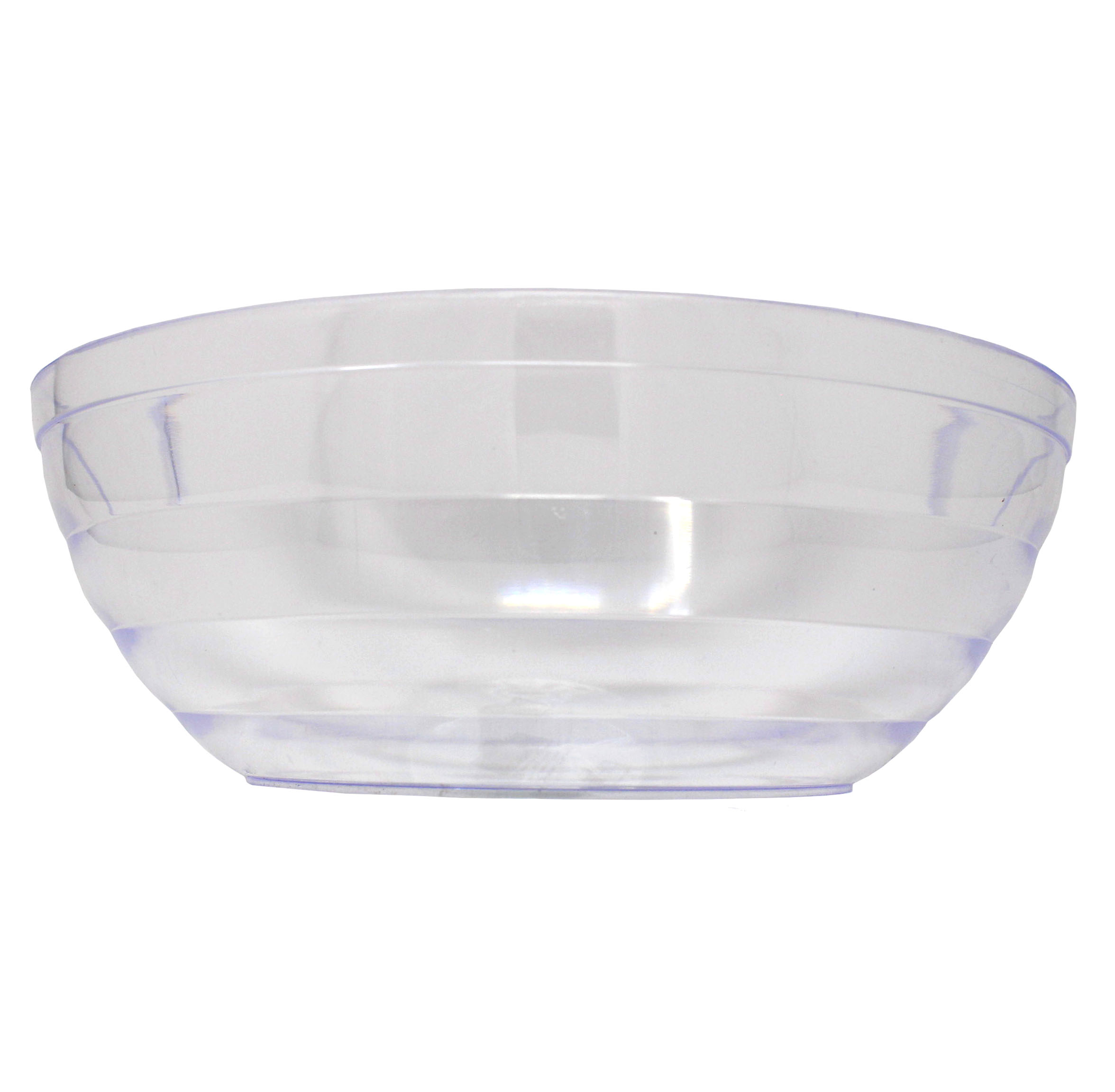 Bowl Ringed Plastic 5qt