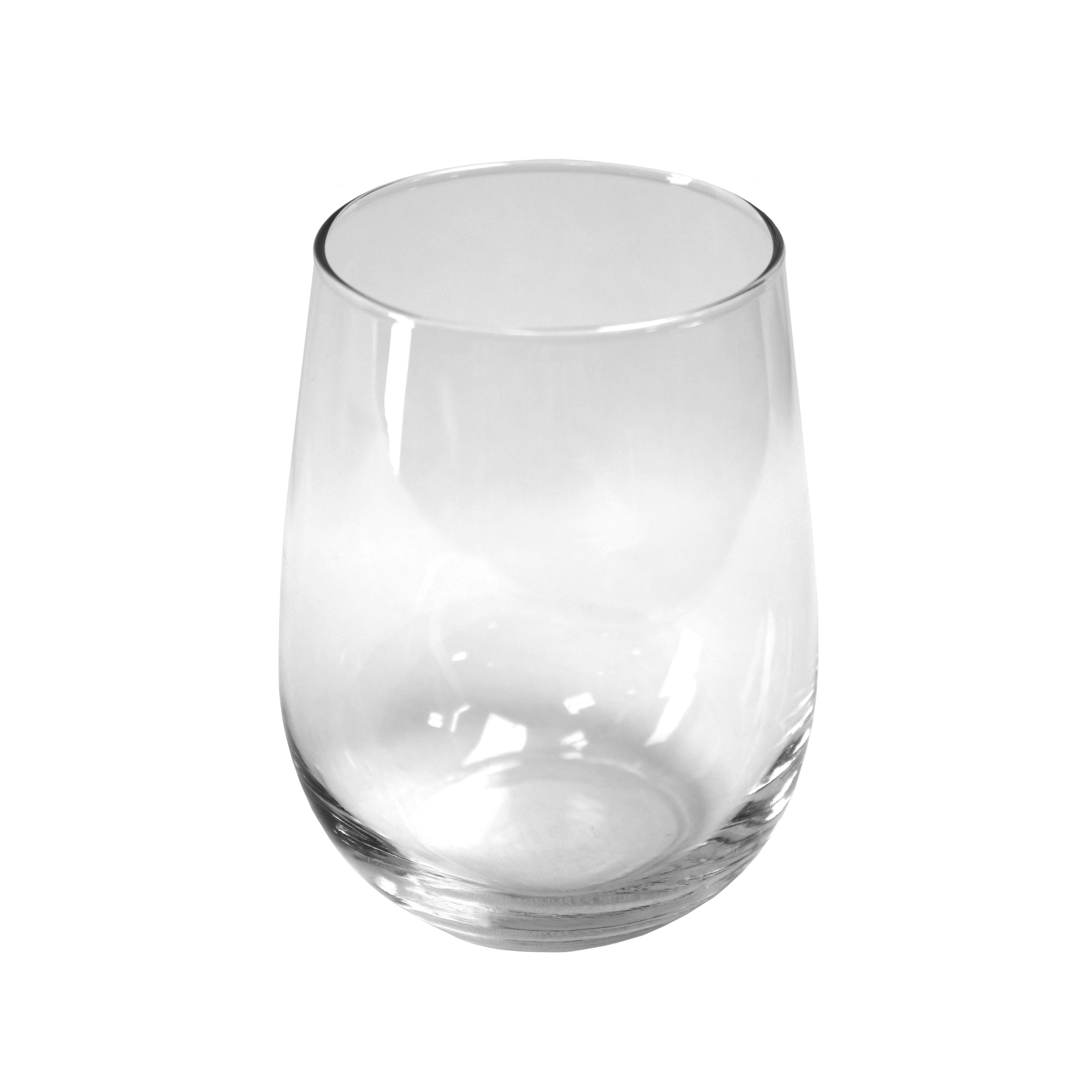 Stemless Wine White 17oz