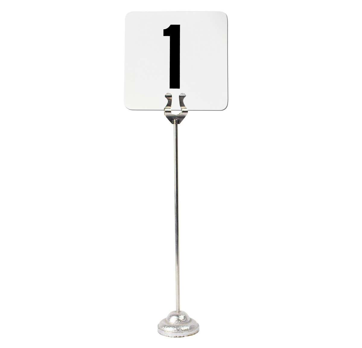 Table  numbers sold separately