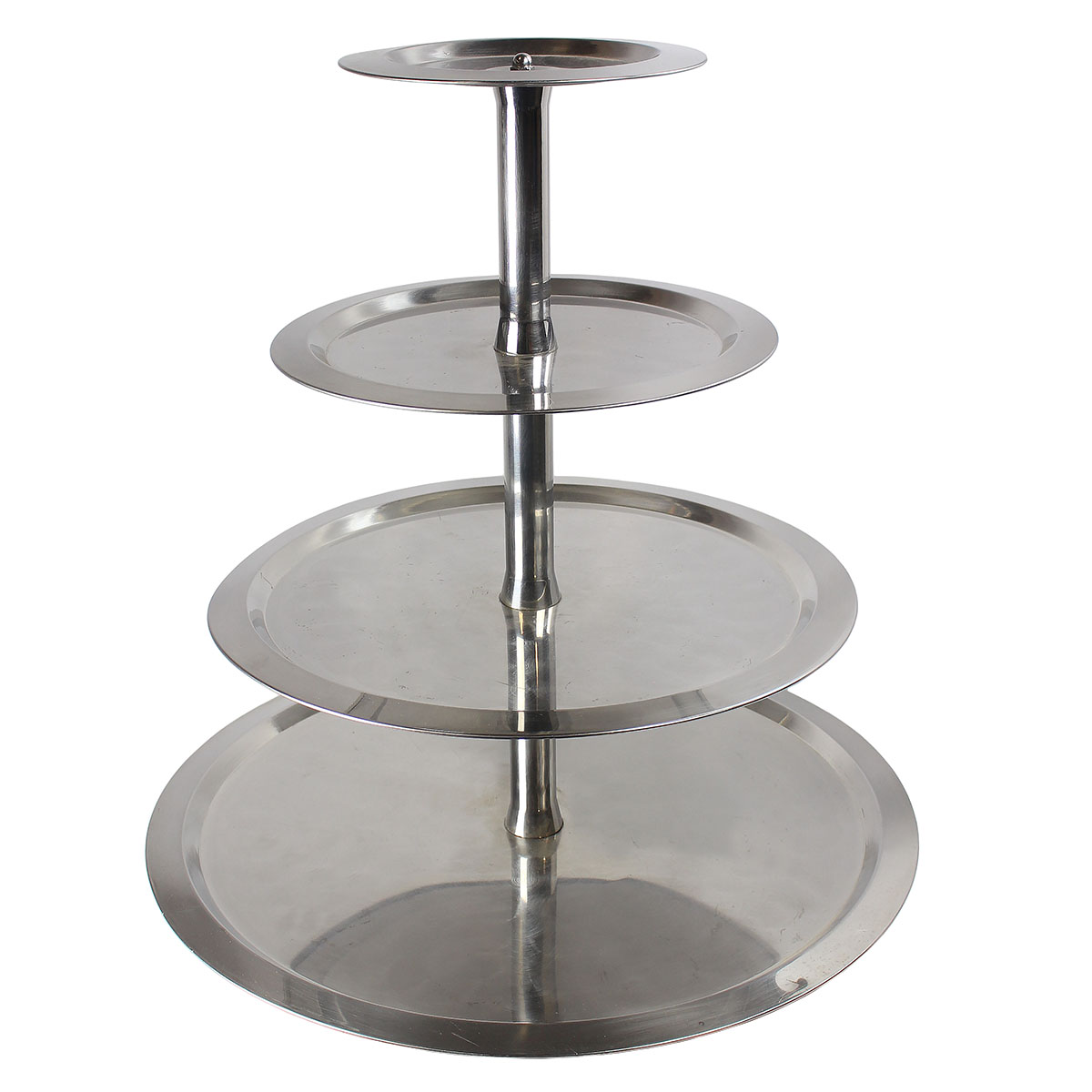 Stainless Tier Trays