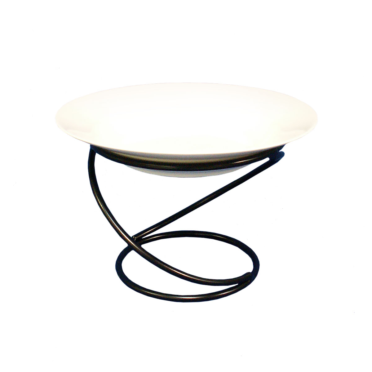 Pasta Bowl (Optional Wrought Iron Stand)