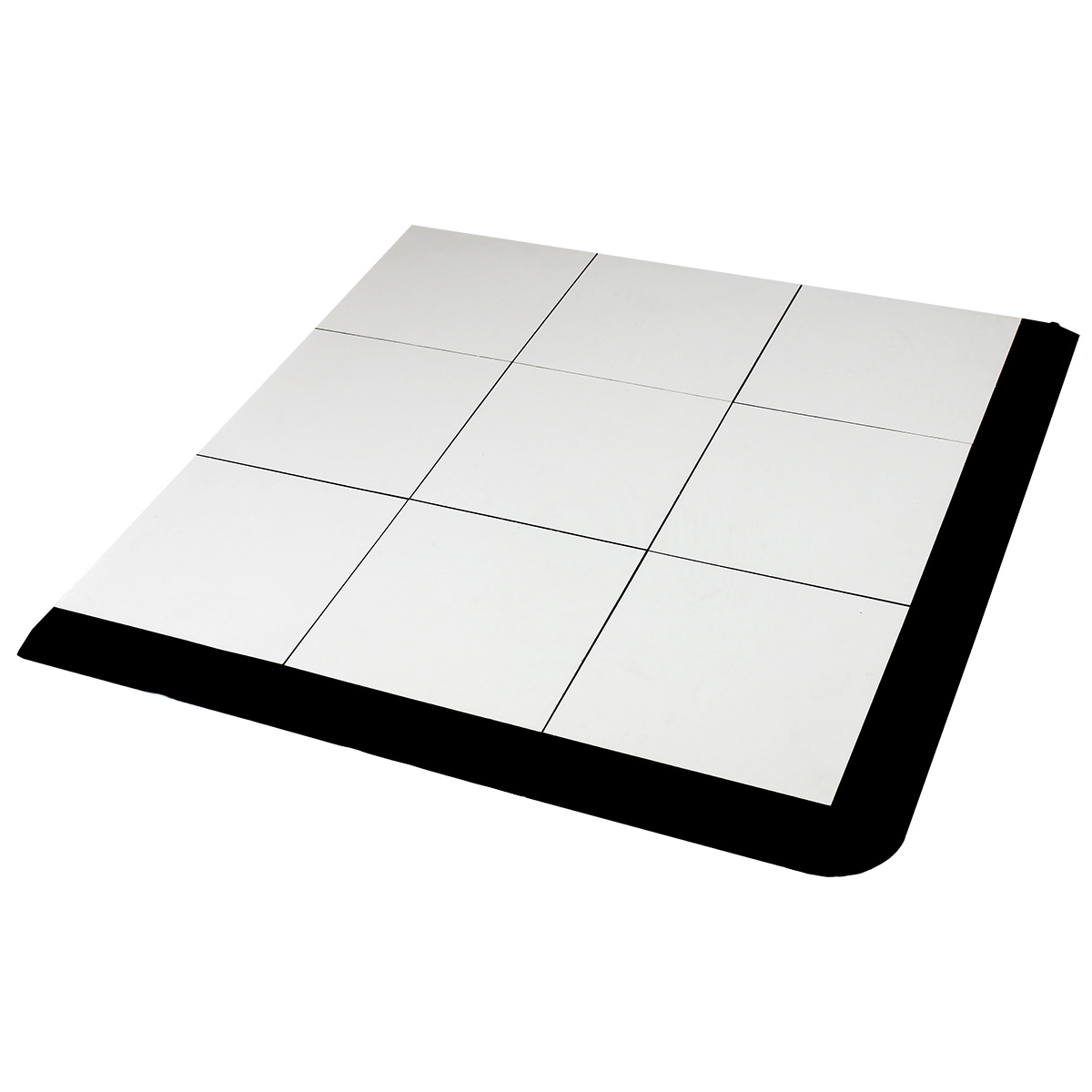 Slate White Dance Floor