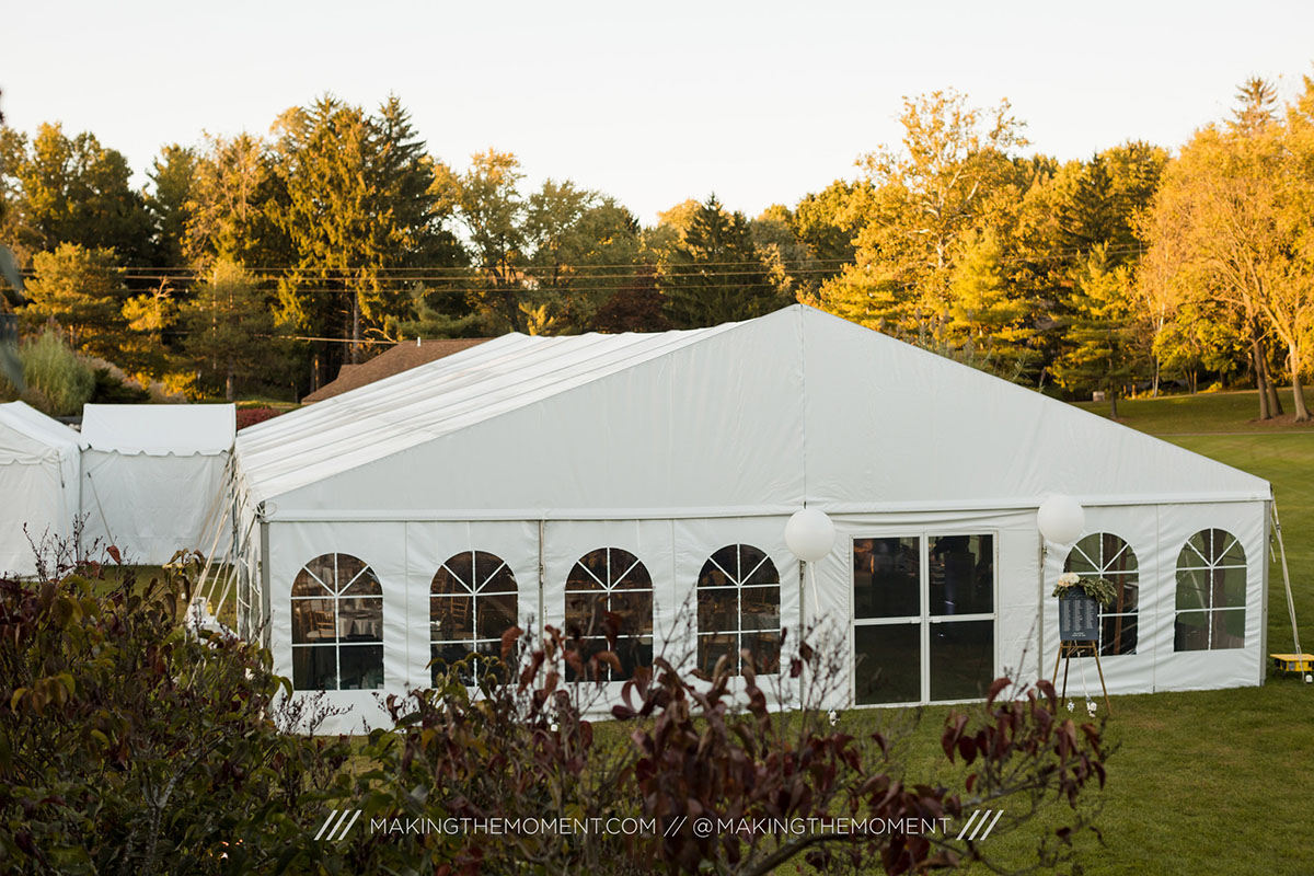 40x70 Losberger Style Frame Tent With 10x10 And 10x20 Frame Tents Attached