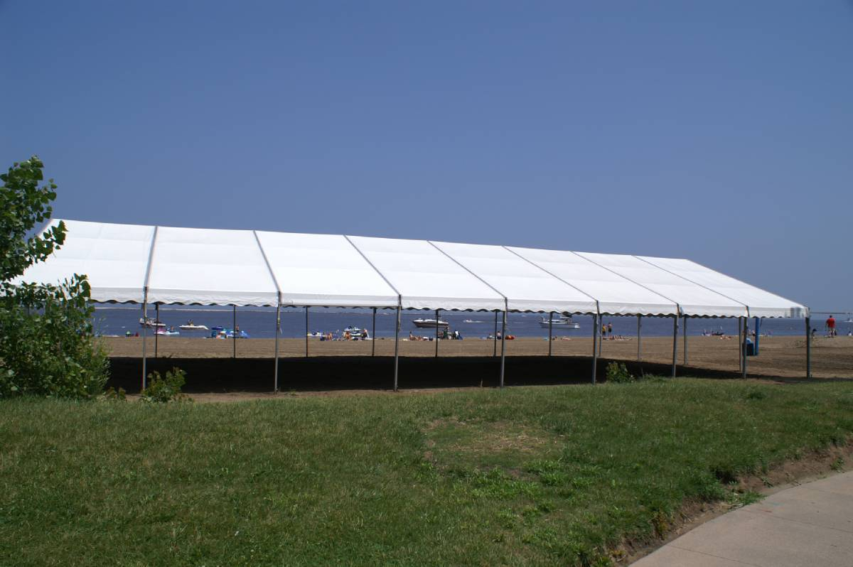 40x80 Losberger Tent