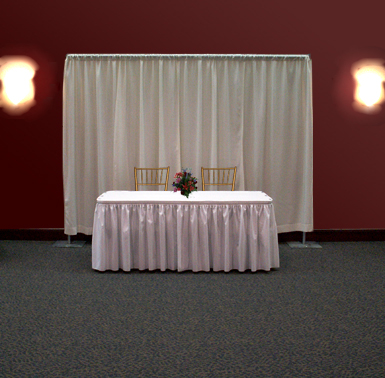 Banjo Drape Backdrops